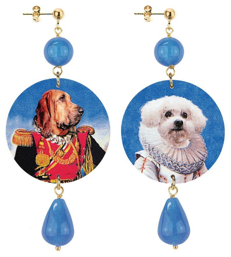 Lebole Giolielli: per la festa del cane gli orecchini della Collezione The Circle