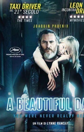 """""""A beautiful day"""", un film violento che lascia il posto alla speranza"""