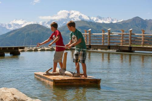 In Alto Adige con bambini. Vacanze con la marmotta Murmi e montagne di avventure