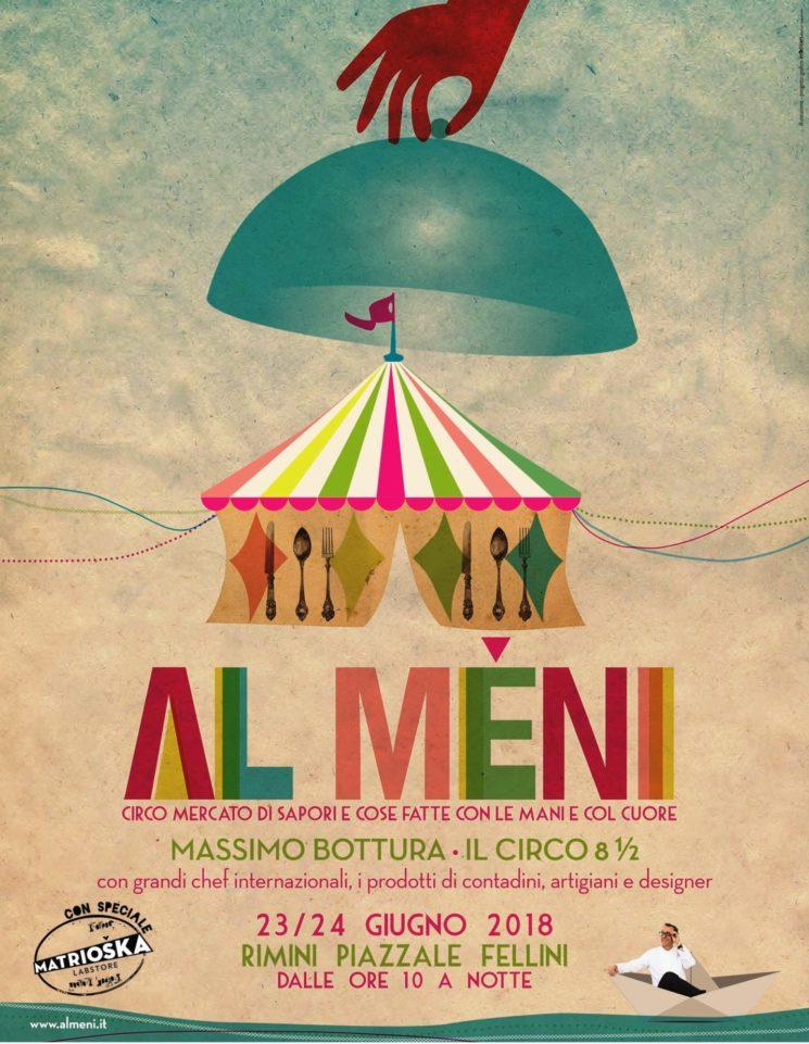 Al Mèni: una festa del gusto unica al mondo a Rimini il 23 e 24 giugno
