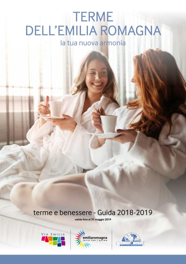 Coter: Nuova Guida alle Terme dell'Emilia Romagna 2018-2019