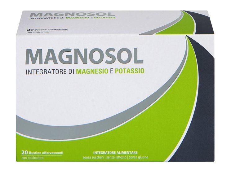 Caldo estivo: Magnosol di Mylan per reintegrare i sali minerali persi con la sudorazione