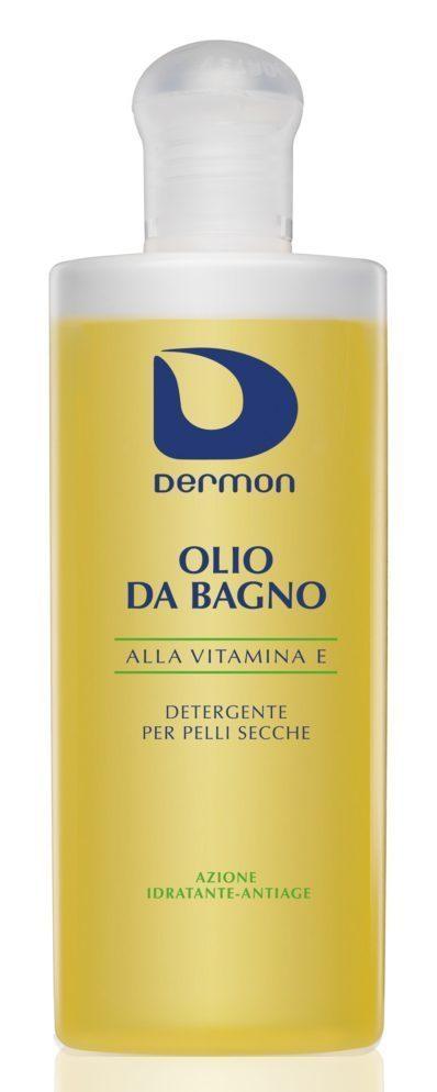 Idratazione Intensiva Con Dermon Olio Da Bagno Con Vitamina E E
