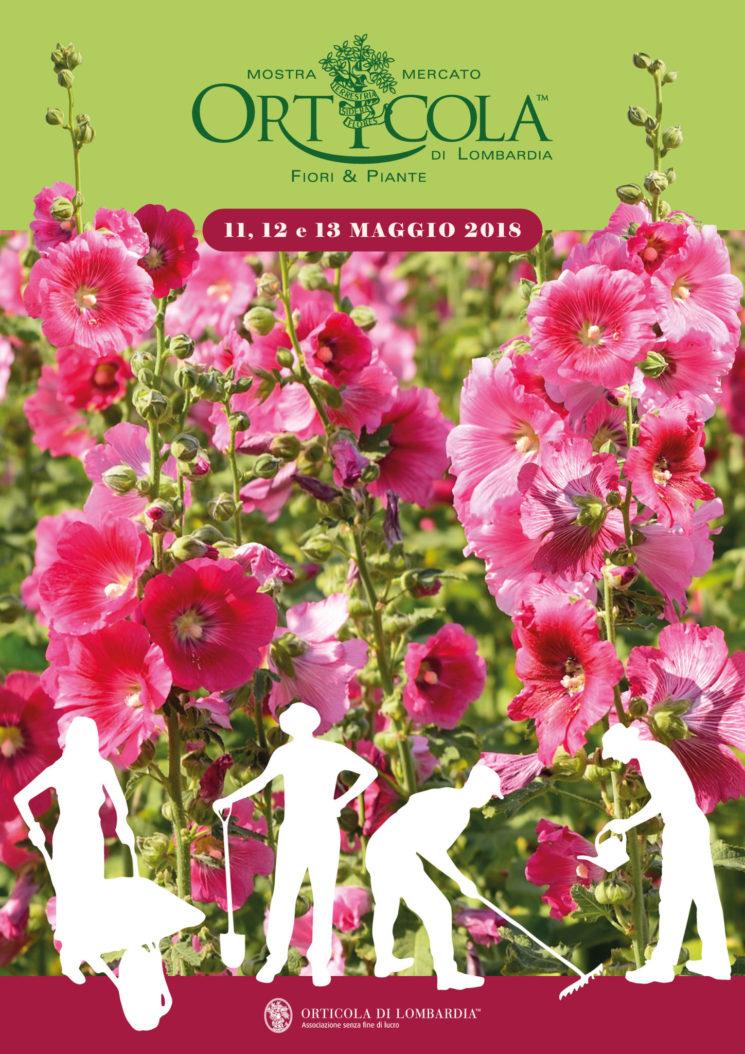 Milano, 11-13 maggio 2018: al via la XXIII edizione di Orticola