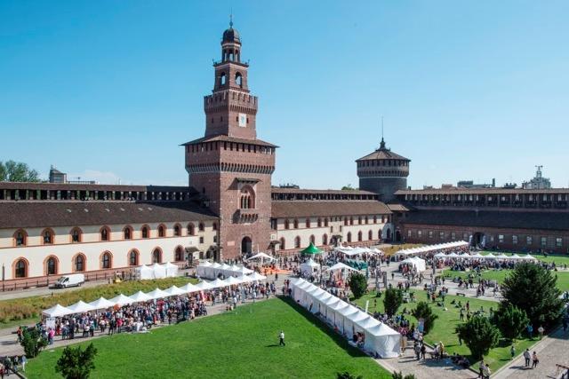 Exploring Bandiere Arancioni 2018 a Milano al Castello Sforzesco il 19 e il 20 maggio