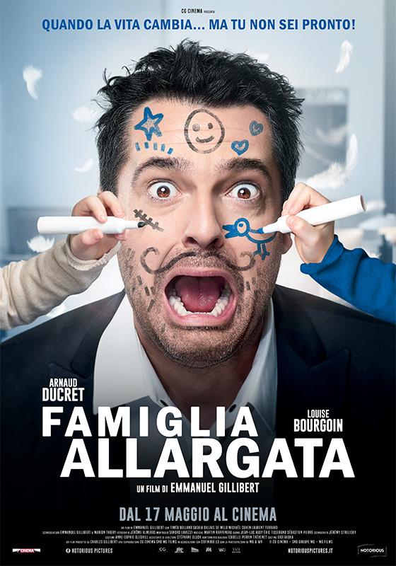 """""""Famiglia allargata"""", divertente commedia di intrattenimento"""