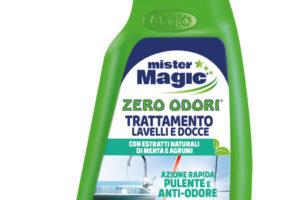 Ampliata la linea Zero Odori di Mister Magic