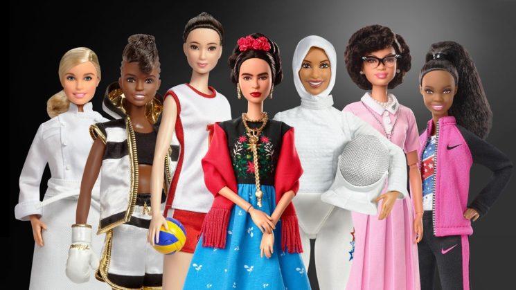 60° anniversario: Barbie continua a celebrare i modelli femminili a cui ispirarci in tutto il mondo