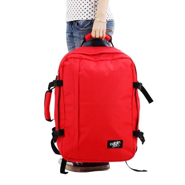 Compagnia del Viaggio: CabinZero, utile come una valigia, pratico come uno zaino