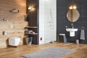 Prima collezione di sanitari in ceramica e piatti doccia: debutta il bagno GROHE a tutto tondo