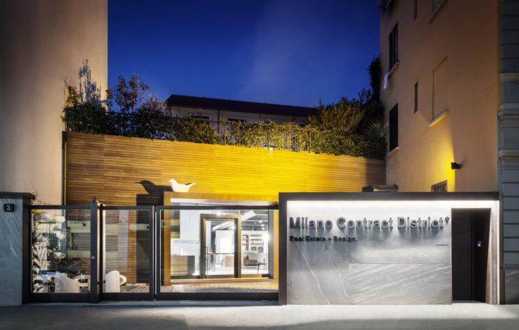 A Milano Contract District la Menzione d'Onore alla xxv edizione Premio Compasso d'Oro ADI