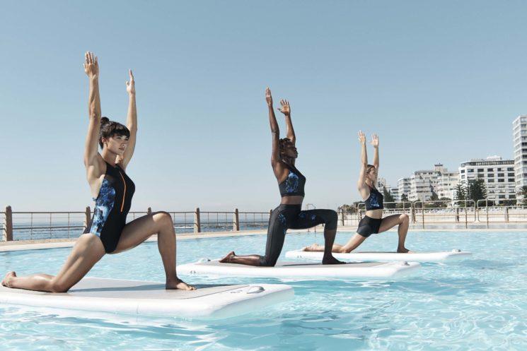 Con H2O Active Speedo reinterpreta il fitness