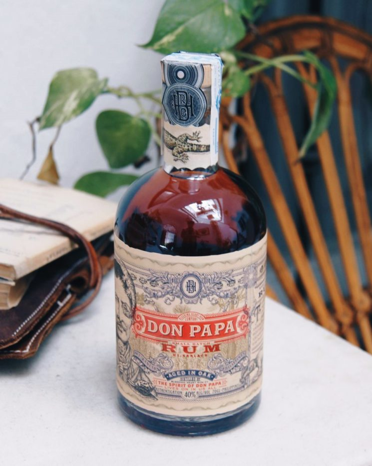 Don Papa Super Party a Palazzo Strozzi a Firenze
