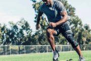 Compex Trizone Knee, la ginocchiera che sostiene il movimento centrale dell'articolazione