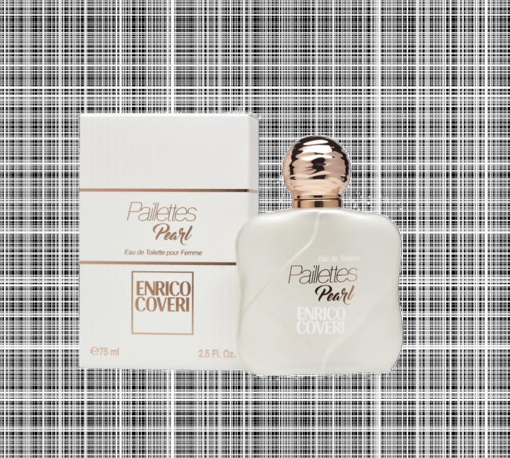 Paillettes Pearl, la nuova fragranza ad alta seduzione firmata Enrico Coveri