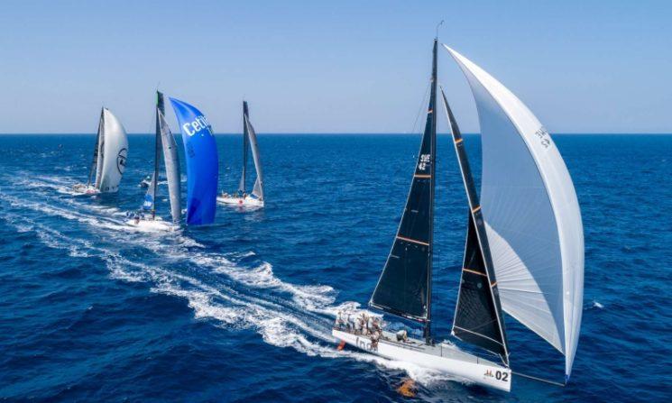 INGA conquista il One Ocean Melges 40 Grand Prix