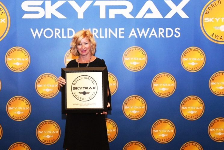 "Star Alliance ancora una volta ""Best Alliance"" agli Skytrax World Airline Awards"