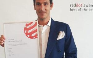 "Kartell: Aledin si aggiudica il premio ""Red Dot: Best of the Best"""