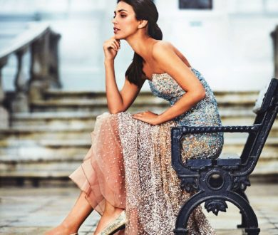 Pretty Ballerinas: Alessandra de Osma il nuovo volto della campagna A/I 18-19