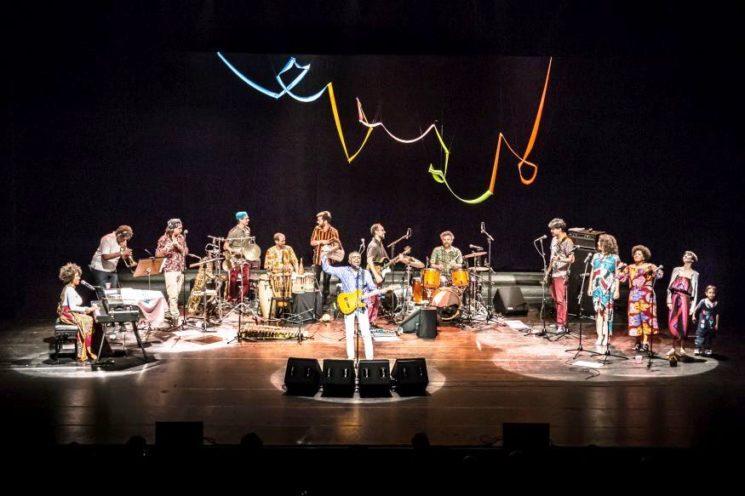 Gilberto Gil torna in Italia con tre imperdibili appuntamenti