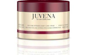 Juvena Rich and Intensive Body Care Cream per un'azione super idratante