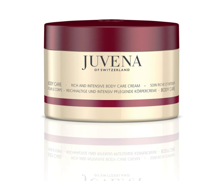 Juvena Rich and Intensive Body Care Cream per un'azione super idratante
