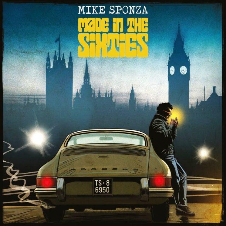 Mike Sponza il 6 settembre in concerto a Parabiago