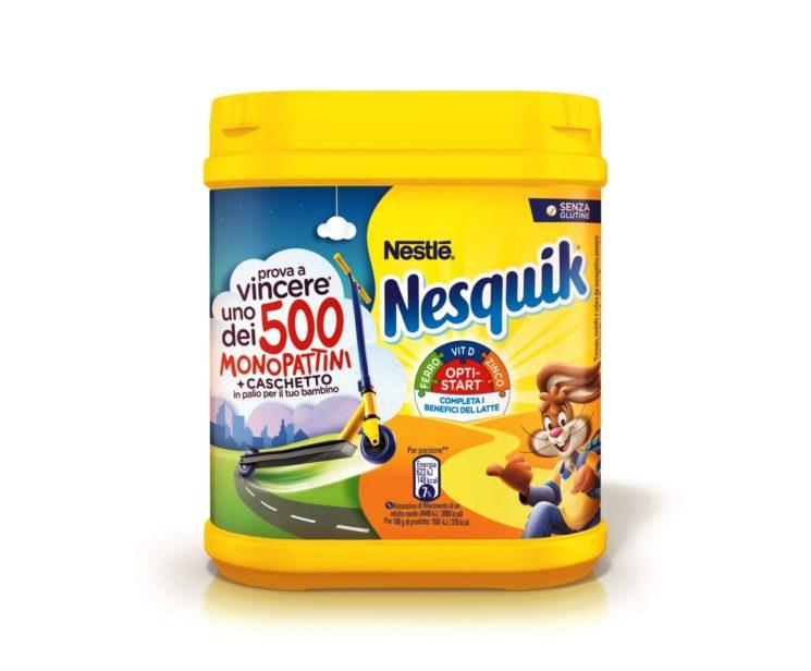 """""""Parti dalla colazione"""", un'iniziativa firmata Nesquik"""