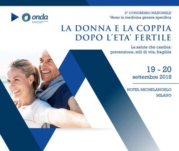La salute della donna e della coppia al centro del 2° Congresso Nazionale ONDA