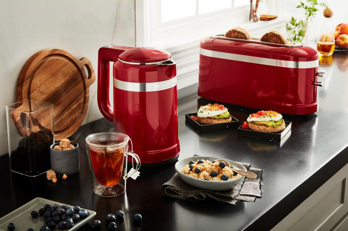 KitchenAid: arriva la nuova Design Collection