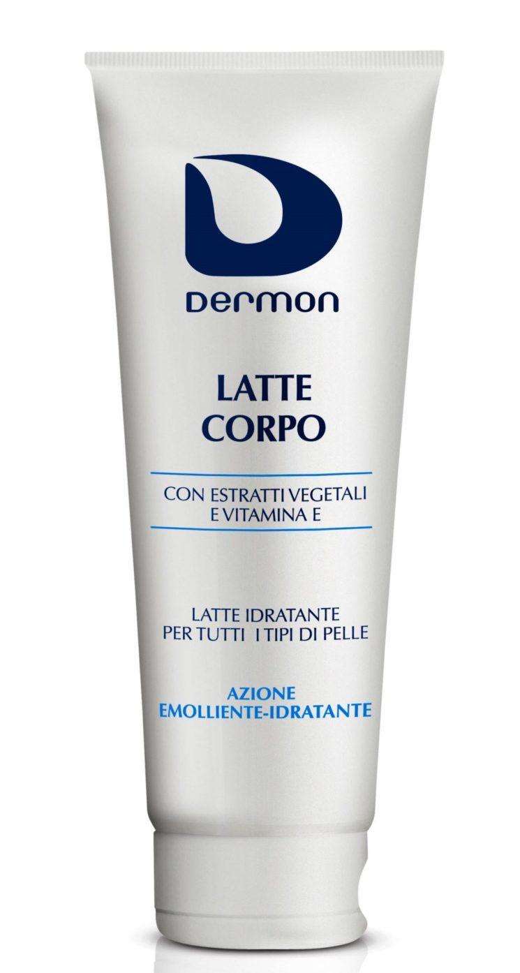 Latte Corpo Dermon: idratazione per una pelle a prova di carezza