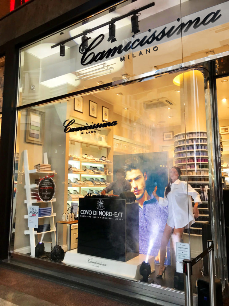 Camicissima alla Vogue for Milano 2018