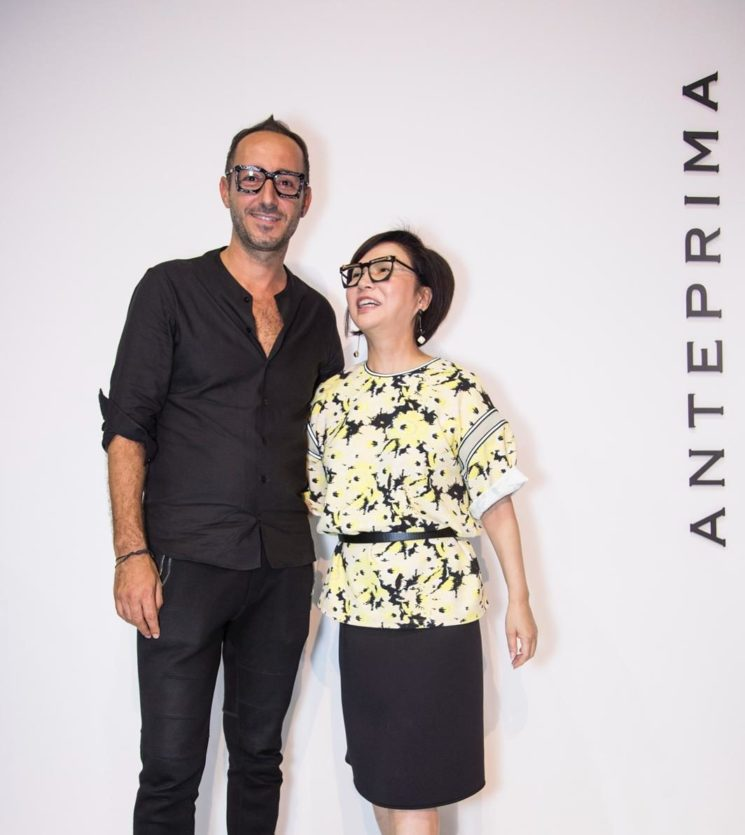 Milano Fashion Week: Pugnale per Anteprima
