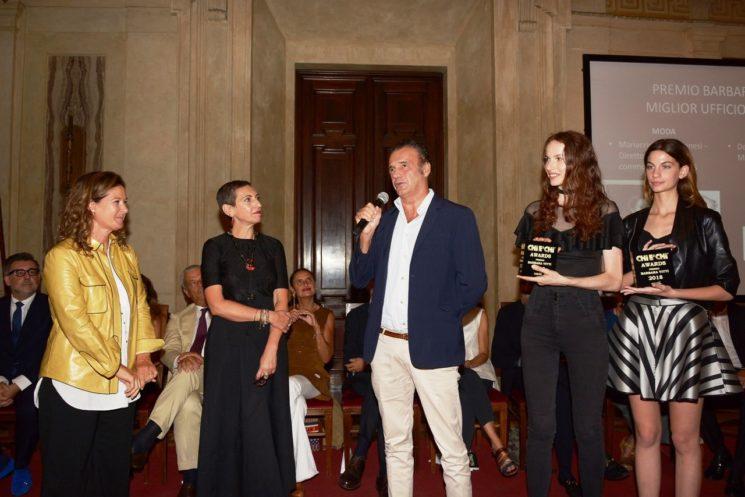 CHI E' CHI AWARDS 2018: #MUSICLOVESFASHION