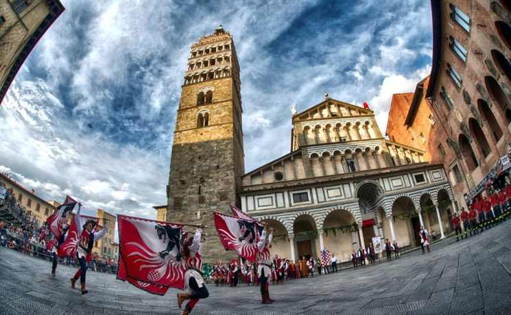 Festival dei Luoghi Medievali a Pistoia dal 28 al 30 settembre