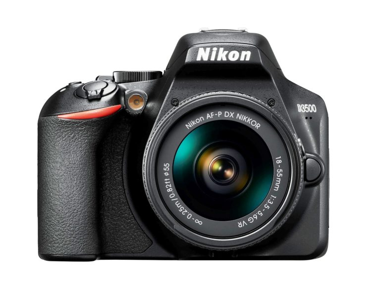 Nuova NIKON D3500, la reflex digitale entry level dall'anima premium