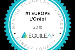 L'Oréal riconosciuta da Equileap come prima azienda europea per parità di genere