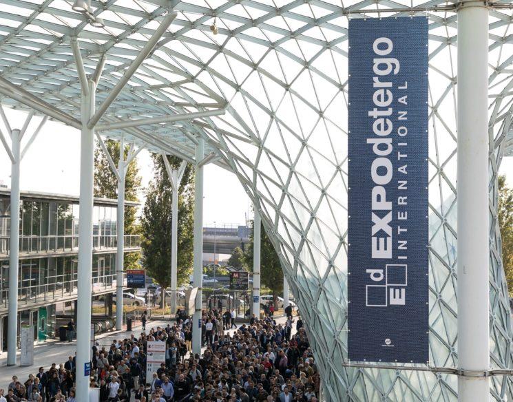 Al via a Fiera Milano EXPOdetergo International 2018
