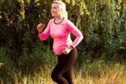 La camminata in gravidanza