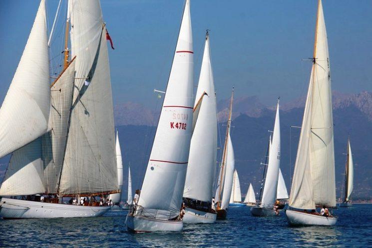 Record di 73 barche al XIV Raduno Vele Storiche Viareggio