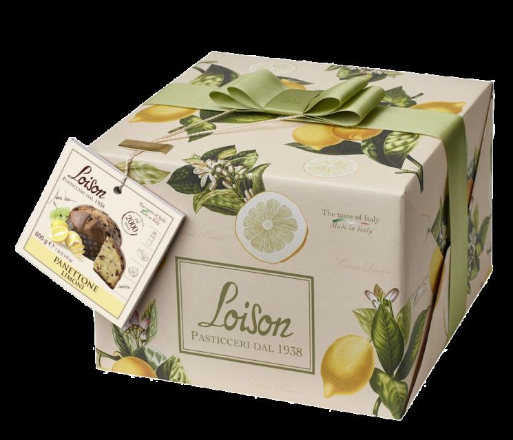Loison: Panettone ai Limoni, un inno al Sole delle Due Sicilie