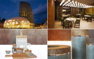 millimetri4 veste il ristorante italiano dello Sheraton Annaba Hotel, super hotel in Algeria
