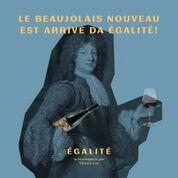 Le Beaujolais Nouveau est arrivé! Si festeggia anche all'Egalité di Milano