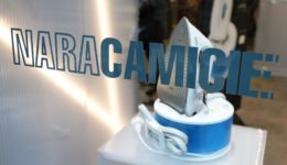 Nuovo sistema stirante Braun CareStyle Compact in partnership con Naracamicie
