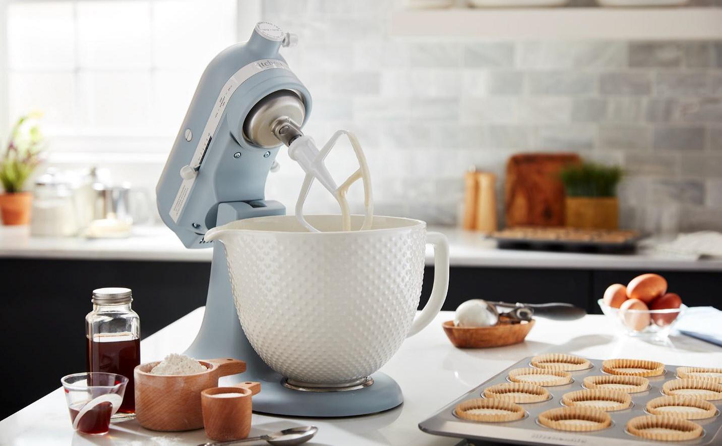 KitchenAid celebra 100 anni di storia con una Limited Edition del ...