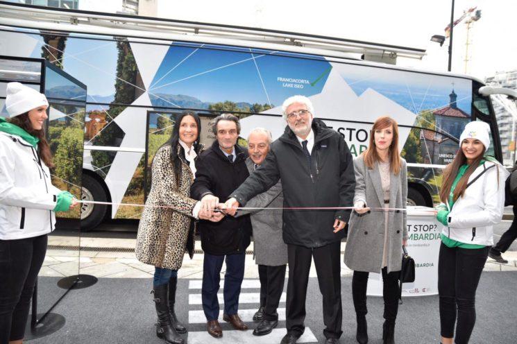#INLOMBARDIA: in bus in Europa per presentare l'offerta turistica lombarda