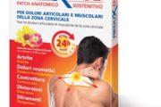Per dolori cervicali Redux-Dol Patch Anatomico Sostenitivo