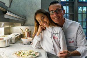 Gino Sorbillo firma la pizza di Barbie