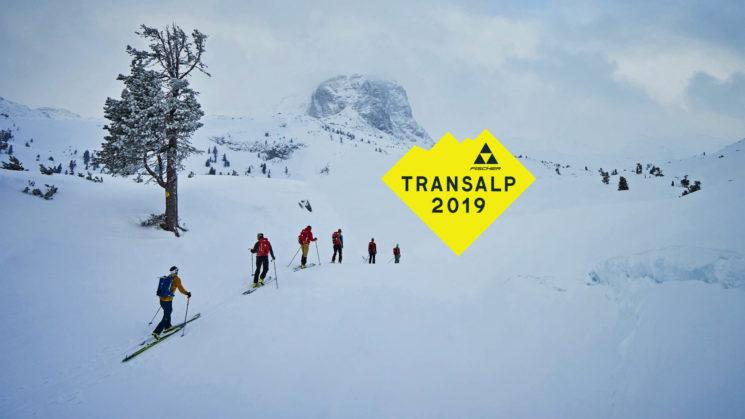 Fischer Transalp 2019 per diventare parte di una fantastica avventura scialpinistica