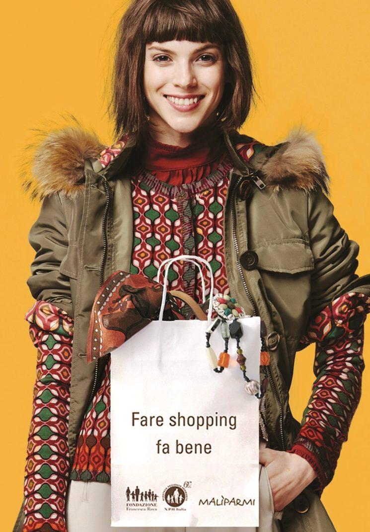 Malìparmi per Fondazione Francesca Rava: a Natale torna lo shopping solidale